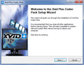 Xvid Video Codec